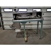 Used Stainless Steel Merrick Weigh Belt Feeder - Belt Scale Model 950