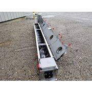 "Used 10"" dia. x 12' Long Stainless Steel Screw Conveyor - Auger"