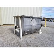 Used 150 Cubic Foot Stainless Steel Ribbon Blender