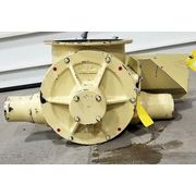 "Used 4"" Premier Pneumatic Conveying Scale Diverter Valve w/ 10"" outlet"