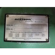"Acrison 1-1/4"" Dia Metering Screw Feeder 403-60-150-110-D/2"