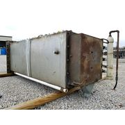 Used 500 CFM (64 sq ft) MikroPul Stainless Steel Pulse Jet Dust Collector