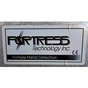 Used Fortress Technology Inc. Metal Detection System Metal Detector with belt