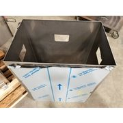 Used Stainless Steel Hapman Bag Compactor