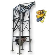 Used Custom Equipment Design Bulk Bag Unloader - BBD-242
