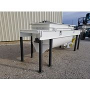 Used S. Howes 75 Cubic Foot Stainless Steel Double Ribbon Blender 428 Sanimix