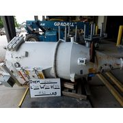 Used 560 CFM Filter Receiver Pulse Jet Industrial Dust Collector, 80 sq ft
