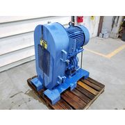 "1.5"" x 1"" WEIR Warman B-AH Metal-Lined Horizontal 15 HP Centrifugal Slurry Pump"