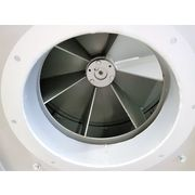 "9,922 CFM @ 17"" SP Cincinnati Fan RBE-13 Radial Blade Exhauster 75 HP [unused!]"