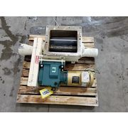 "Used 10"" Mac Process Inc. Blow Thru Rotary Airlock CV-04B"
