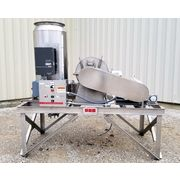 Used 30HP Clean Gas Systems CGS Stainless Steel Wet Scrubber Dynascrub I