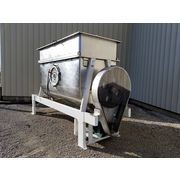 Used 87 Cubic Foot Strong Scott Ribbon Blender Mixer - IMS 87