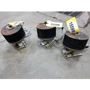 Lot of (3) Vishay BLH Load Cells KIS-2