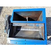 "Used 12""dia. X 17"" wide Rotary Drum Magnet Magnetic Separator"
