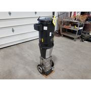 Used 20 HP (339 GPM) Stainless Grundfos Vertical Inline Pump A96426510-P10935380