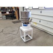 "Used 18"" Sweco Two Deck Stainless Steel Vibratory Screener Sifter - LS18S33"