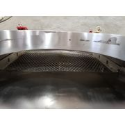 "Used 18"" x 4.5' Long Syntron Stainless Steel Magnetic Feeder - SFH-22-C-DT"