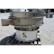 "Used 48"" dia. Sweco XS48 Screener Separator Sifter Single deck stainless steel"