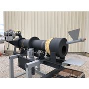 "Used 10"" Diameter x 6' Long Rotary Kiln"