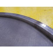 "Used Round Sandwich Screen, 30"", 325 Mesh & 18T"