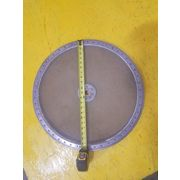"Used Round Screen, 24"", 30 Mill Grade"