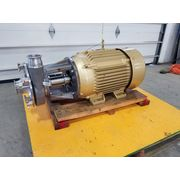 Used 30 HP Fristam Stainless Steel Sanitary Centrifugal Pump - FPX3542-205