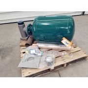 Pneumat Systems Inc. HV-504 Air Blaster Cannon Assembly 5.0 cu. Ft.