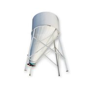 Used 300 Cubic Foot Storage Hopper Flour Day Bin