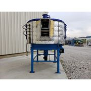 Used Krauss Maffei Rotary Steam Tray Dryer System Type GTT 20/5