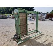 Used APV Crepaco Plate Heat Exchanger - R56
