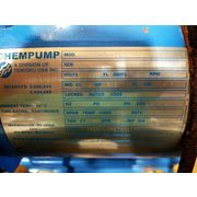 Chempump G Series Canned Motor Pump -  GB-3K-1S