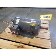 Used 20 HP Baldor Reliance AC Motor - 1760RPM , 256T