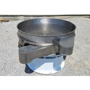 "Used 48"" dia. Sweco Stainless Steel Separator Screener Sifter single deck"