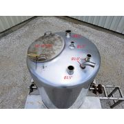 Used Cherry-Burrell Stainless Steel Sanitary Mix Tank - 280 Gallon