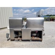 Used Food Processing Scraped Surface Heat Exchanger