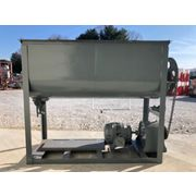 Used 60 Cubic Foot Industrial Double Ribbon Blender Mixer