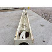 "Used 8"" dia. x 21' Long Screw Auger Conveyor"