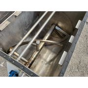 Used 20 Cubic Foot Stainless Steel Ribbon Blender