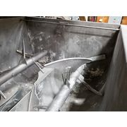 Used 115 cu. Ft Food Processing Equipment FPEC Stainless Paddle Blender Mixer