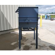 Used 18 cubic foot Marion Paddle Mixer - Model 2035
