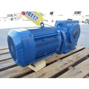 Unused 5.4HP Sew Eurodrive Helical Wormgear Gearmotor