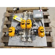 Used 1HP Hydra-cell Metering Pump Package - D10 Series