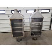 Used Stainless steel Polymer Air wash Unit