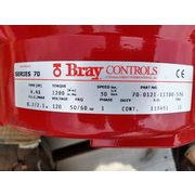Bray Series 70 Electric Actuator with Handwheel Overide