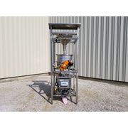 "Used 24"" Sweco LP24 Vibratory Shaker Screener Thermo Gravity Metal Detector"
