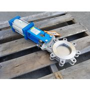 "Surplus 4"" Orbinox Series 20-ET Knife Gate Valve"