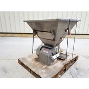 Used Key Technology Stainless Steel Rotary Feeder w/ Hopper