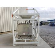 Unused Tote Systems 300 Gallon Stainless Steel Product Make Up Skid
