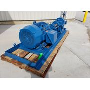 Unused Weir Specialty Pumps 200 HP Roto-Jet 3x2 ROHA Pump Size S375 w/ Seal Pot