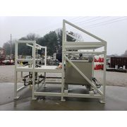 Unused Tote Systems 300 Gallon 304 Stainless Steel Dosing Package